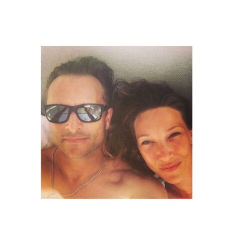 Laura Smet et David Hallyday en vacances loin de leur père