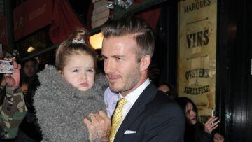 David Beckham en virée deux roues avec Harper