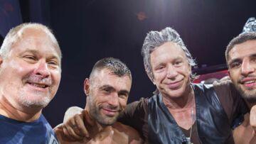 Gala By Night: Mickey Rourke invité vedette de la Fight Night à Saint-Tropez