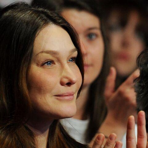 Carla Bruni-Sarkozy, retour en grâce
