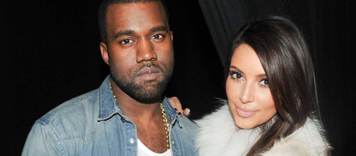 Kanye West avoue son amour pour Kim Kardashian