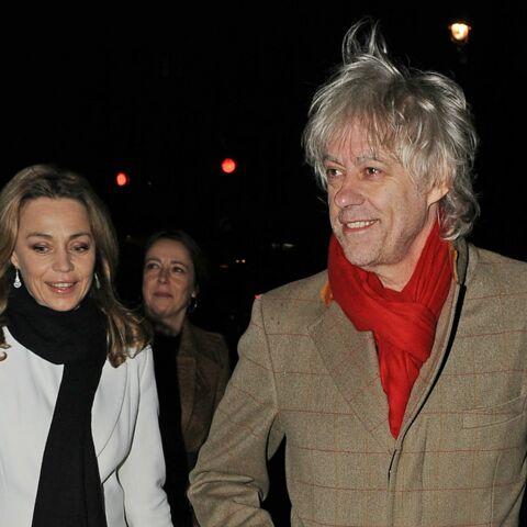 Bob Geldof: le souvenir de Peaches et Paula Yates à son mariage