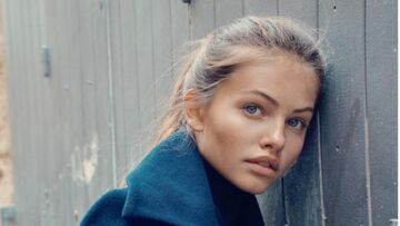 Thylane Blondeau, nouvelle égérie L'Oréal Paris: portrait d'une adolescente déjà top-modèle