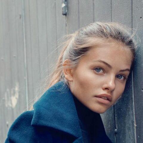 PHOTO – Thylane Blondeau: sublime en ingénue glamour dans la nouvelle campagne Lolita Lempicka