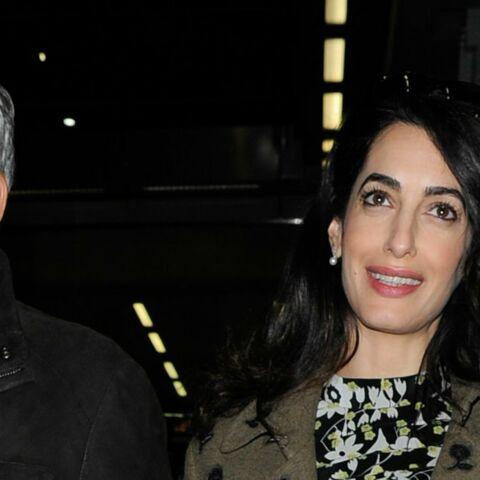 George et Amal Clooney: Ce qu'ils font en attendant leurs jumeaux