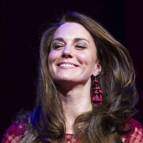 PHOTOS –  Où acheter les boucles d'oreille de Kate Middleton à 100 euros?