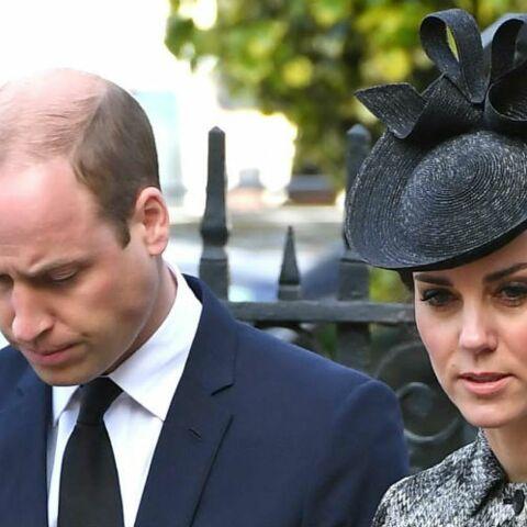 PHOTOS – L'hommage du prince William et Kate Middleton aux victimes de l'attentat de Londres