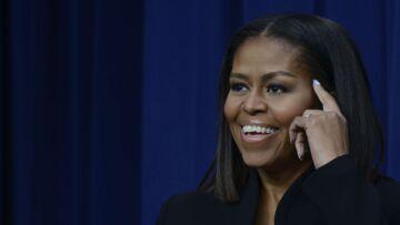 PHOTO – Michelle Obama, les cheveux au naturel, affole la Toile