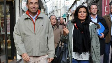 Jean-François Copé sur la route avec son épouse Nadia