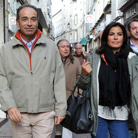 Jean-François Copé et Nadia d'Alincourt: un amour de jeunesse