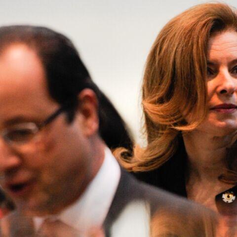 Valérie Trierweiler, la «maîtresse du président»