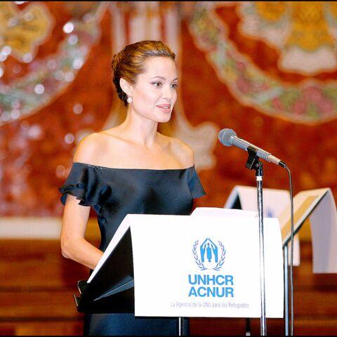 Angelina Jolie, George Clooney: qui se lancera le premier en politique?