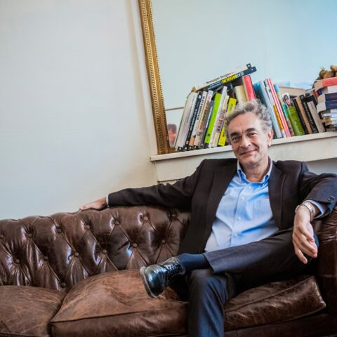 Georges-Marc Benamou, les confidences d'un homme de l'ombre