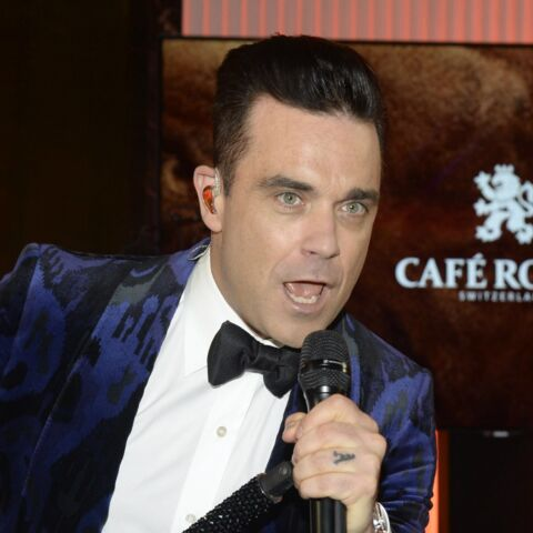 Robbie Williams, un retour «surcafféiné»!