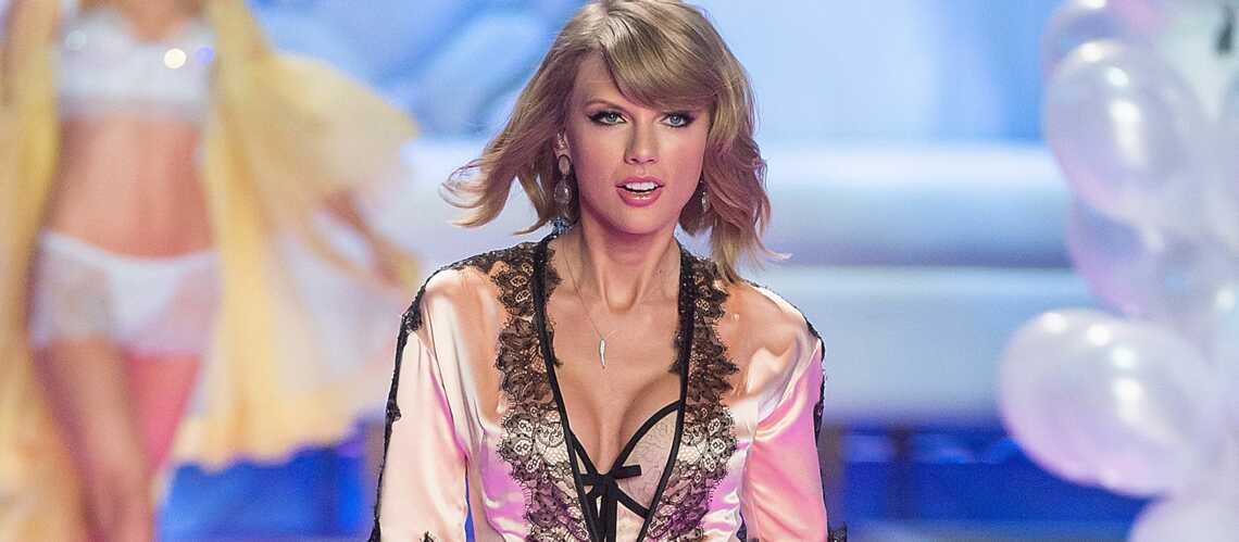 Taylor Swift, nouvel ange Victoria's Secret
