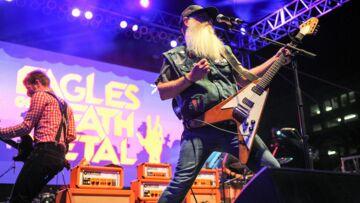Les Eagles of Death Metal de retour sur une scène parisienne