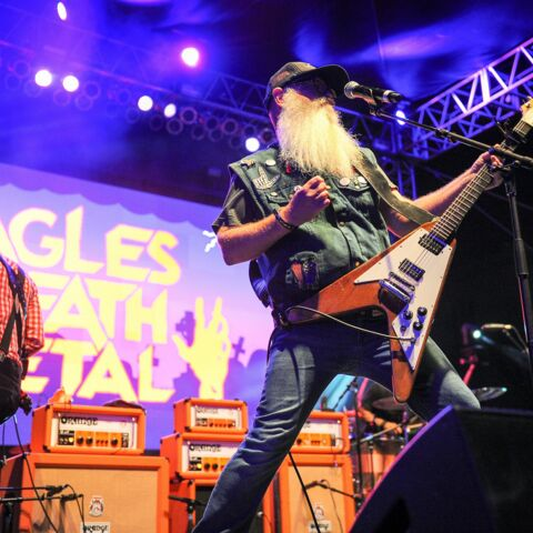 Vidéo- Les Eagles of Death Metal sur scène à Paris