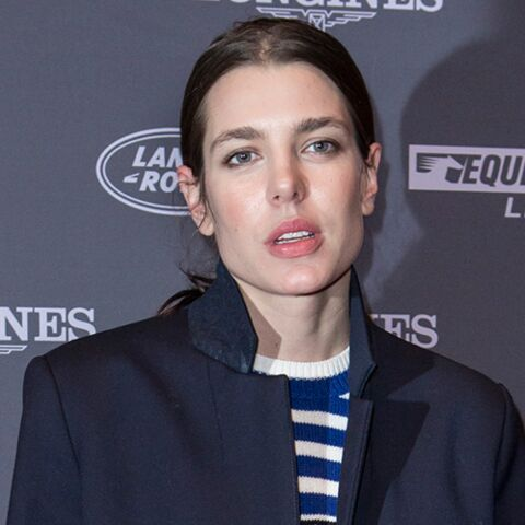 PHOTOS – Charlotte Casiraghi, sublime aux Longines Masters de Paris
