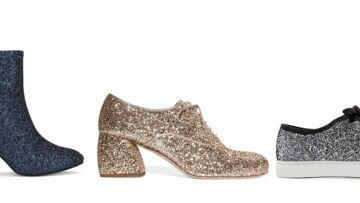 SHOPPING NOËL – 15 paires de chaussures à paillettes pour les fêtes