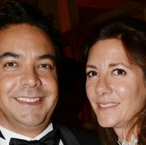 PHOTO – Patrick Cohen pose pour la première fois aux côtés de sa femme