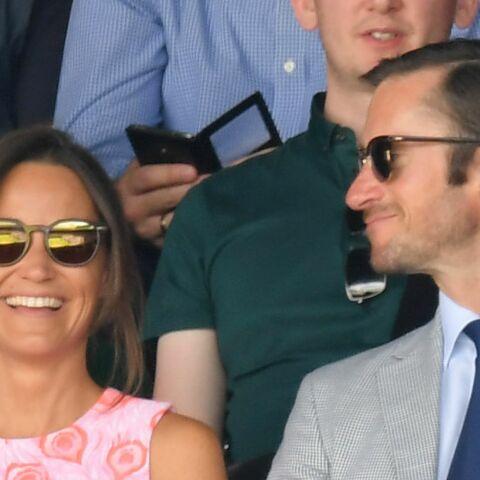 Pippa Middleton: son fiancé à la rescousse de son frère James