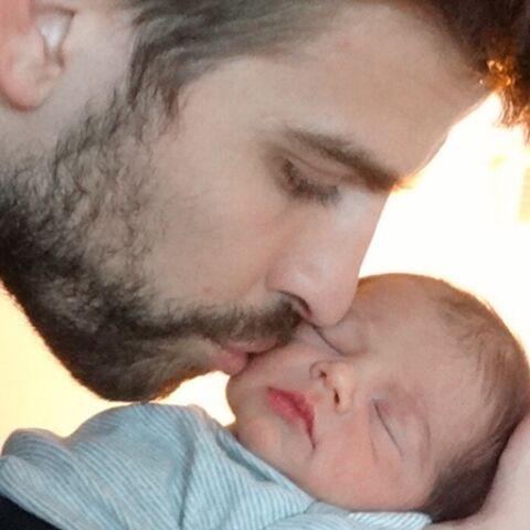 Shakira poste la première photo de son bébé
