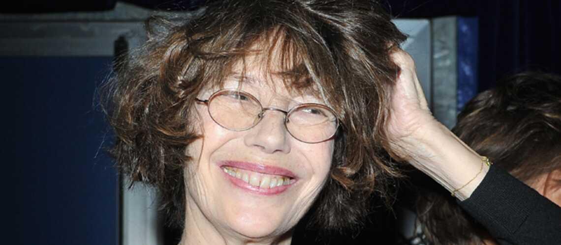 PHOTOS – Jane Birkin retrouve le sourire à l'Opéra National de Paris