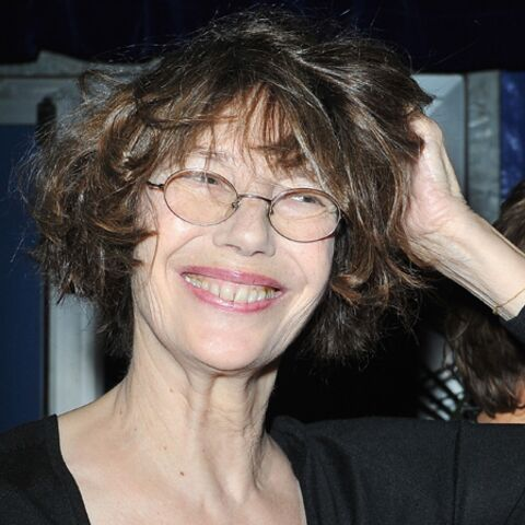 PHOTOS – Jane Birkin retrouve le sourire à l'Opéra National de Paris