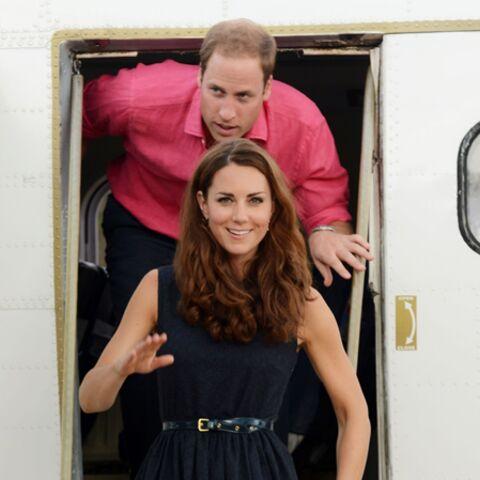 Kate et William en vacances avec les Middleton