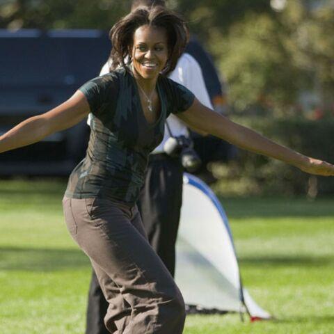Les fesses de Michelle Obama font débat