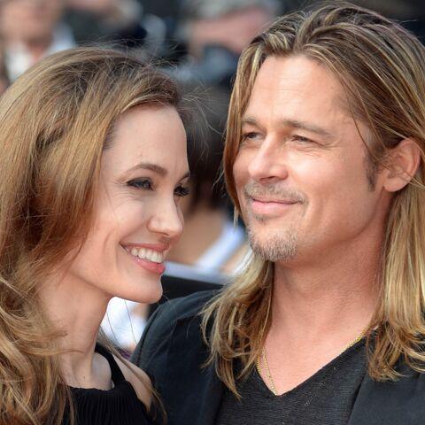 Brad Pitt et Angelina Jolie, toujours sympas avec leurs fans