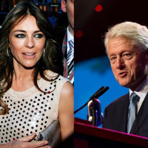 Bill Clinton et Liz Hurley, un duo et plus si affinités