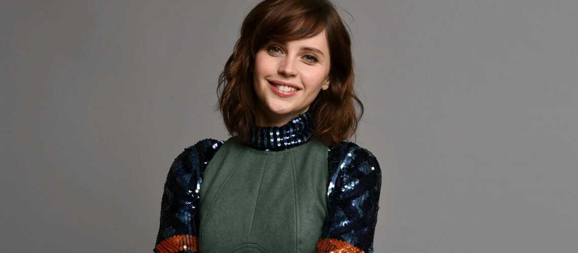 Felicity Jones, vedette du spin-off de Star Wars