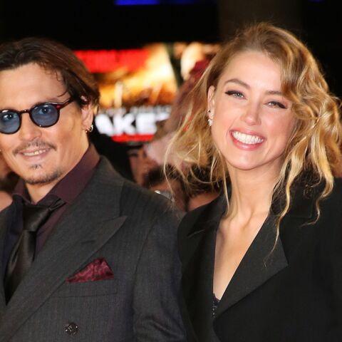 Johnny Depp et Amber Heard sont enfin mariés