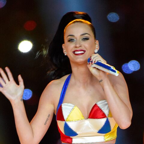 Avec Katy Perry dans les coulisses du Super Bowl
