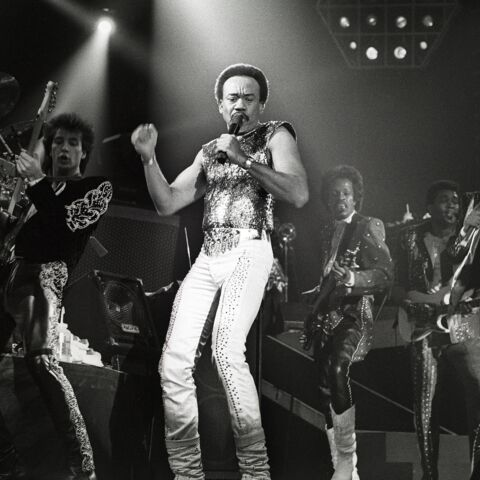 Maurice White, le chanteur d'Earth, Wind & Fire, est mort