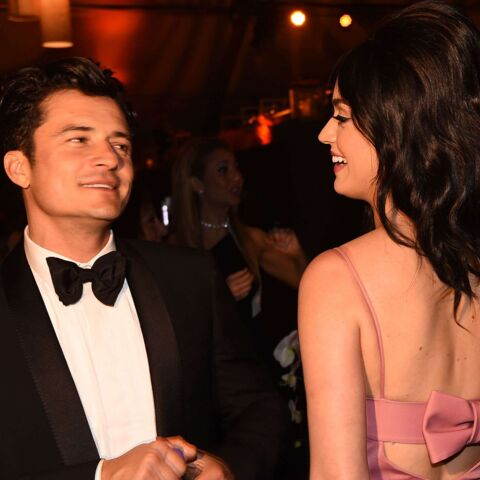 Katy Perry officialise avec Orlando Bloom