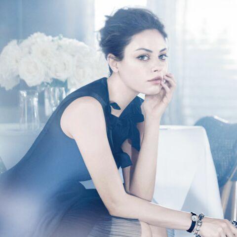 Mila Kunis égérie Dior