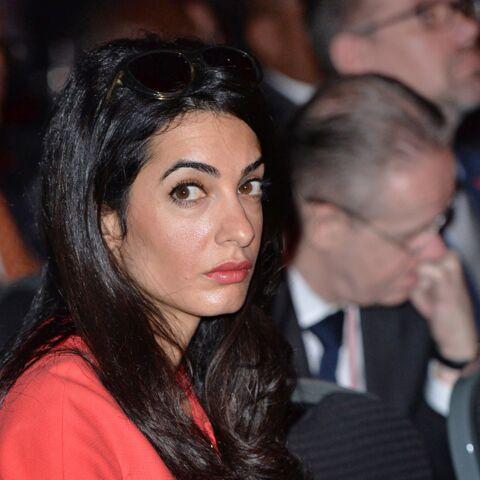 Amal Clooney, le micmac égyptien