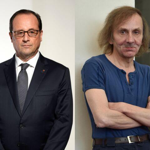François Hollande lira le prochain Houellebecq «parce qu'il fait débat»