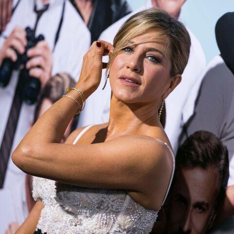 Jennifer Aniston a échangé ses vœux avec Brad Pitt