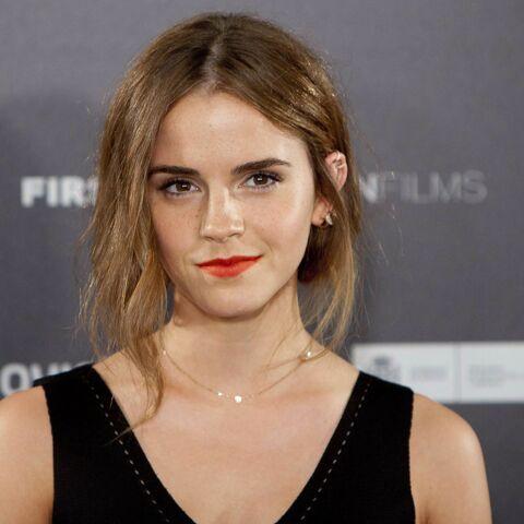 Emma Watson emballée par sa remplaçante pour le rôle d'Hermione