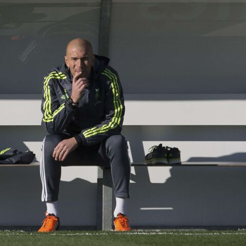 Zinedine Zidane entraîneur: tout sauf un coup de tête
