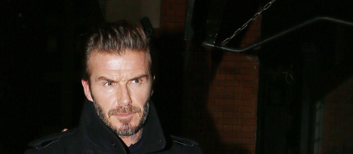David Beckham: violente dispute avec un patron de Formule 1 le soir du nouvel an