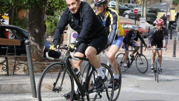 PHOTO – Nicolas Sarkozy arrêté par la police pour avoir roulé en sens interdit