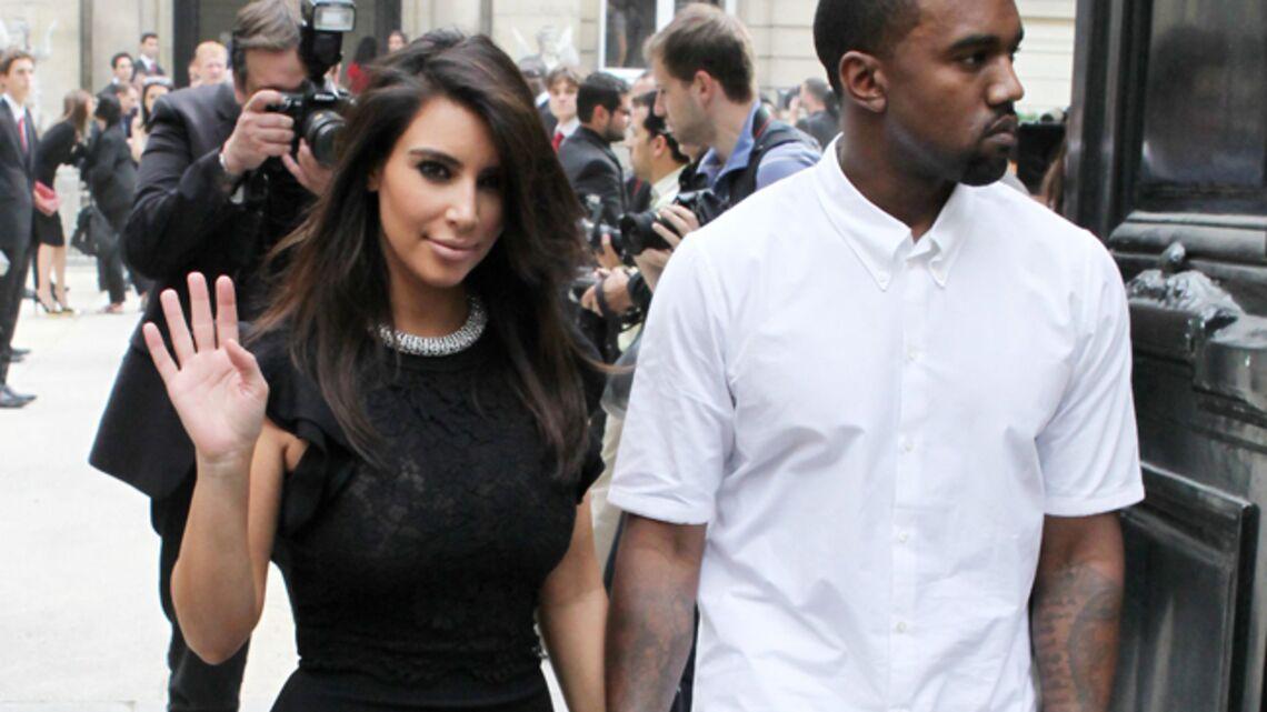 Kim Kardashian et Kanye West: un premier mariage secret?