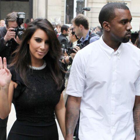 a28f801f30b14 Kim   Kanye   ils disent non à une photo de famille - Gala