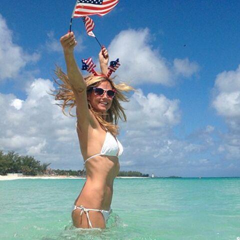 Barack Obama, Katy Perry, Heidi Klum: l'Amérique dans la peau