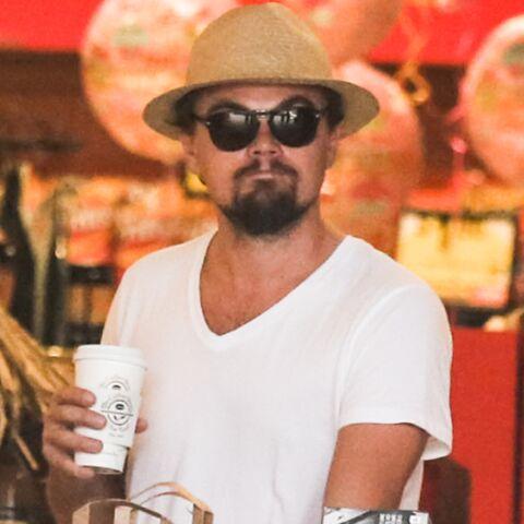 Leonardo DiCaprio à la diète