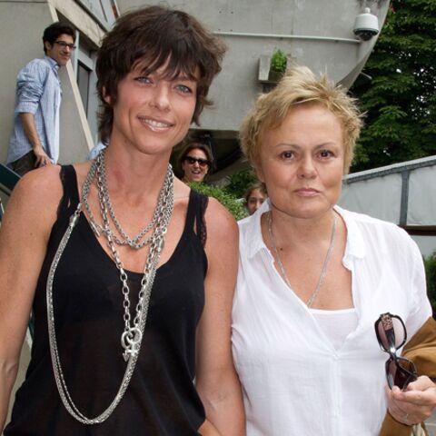 Muriel Robin, bientôt à l'écran avec sa compagne Anne Le Nen
